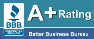A+ Rating - Better Business Bureau