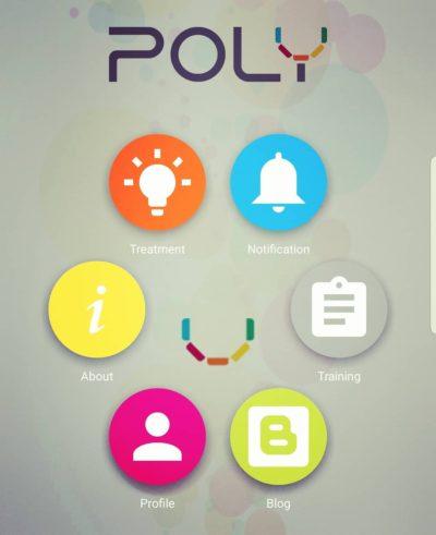 My POLY App launched for MedTek (UVBioTek)