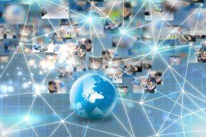 World internet connection